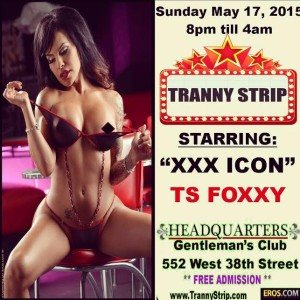Foxxy flyer May